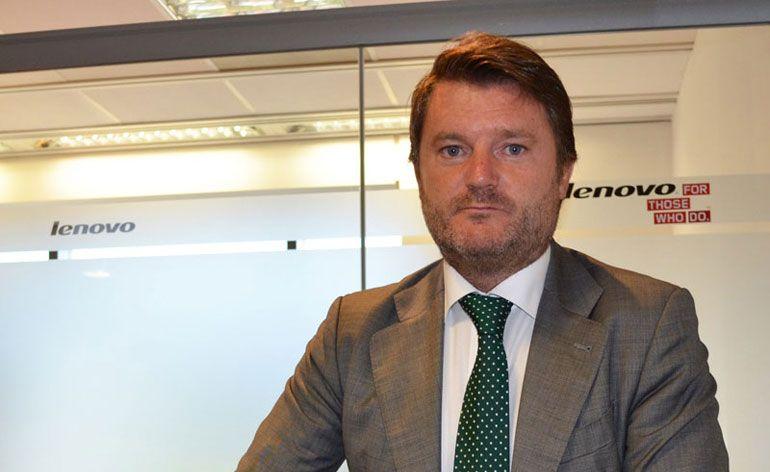 Alberto Ruano Lenovo Portugal