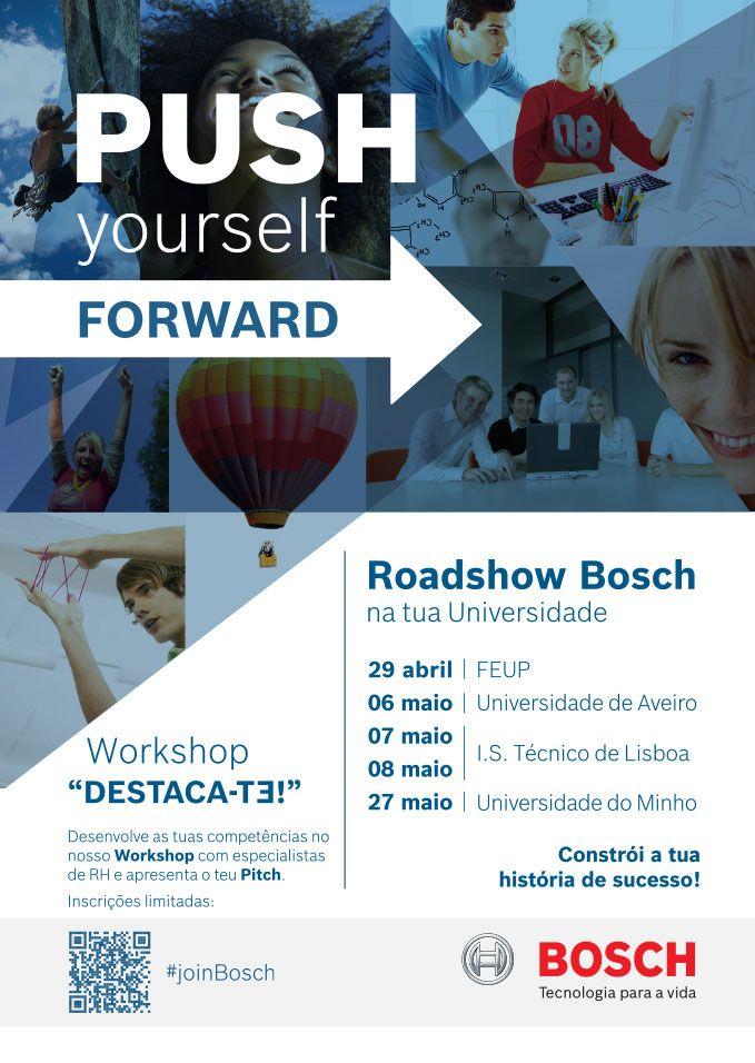 Roadshow de recrutamento junto de Universidades Portuguesas