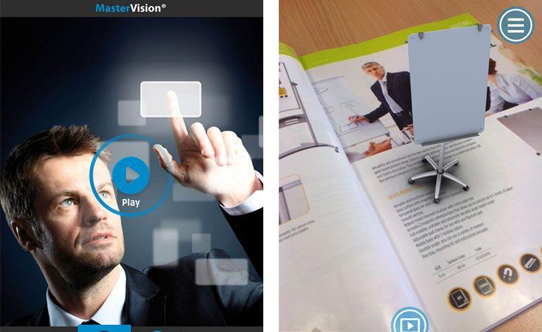 IT People Innovation cria app para Master Vision