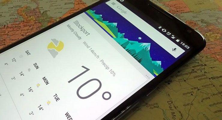 Google altera resultados de pesquisa móvel
