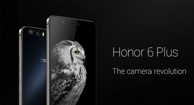 Huawei Honor 6 Plus Reino Unido