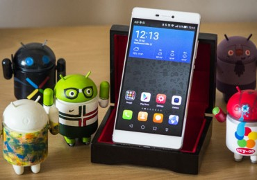 Review Huawei P8