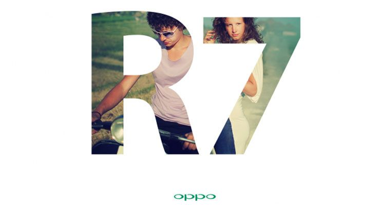 Oppo R7