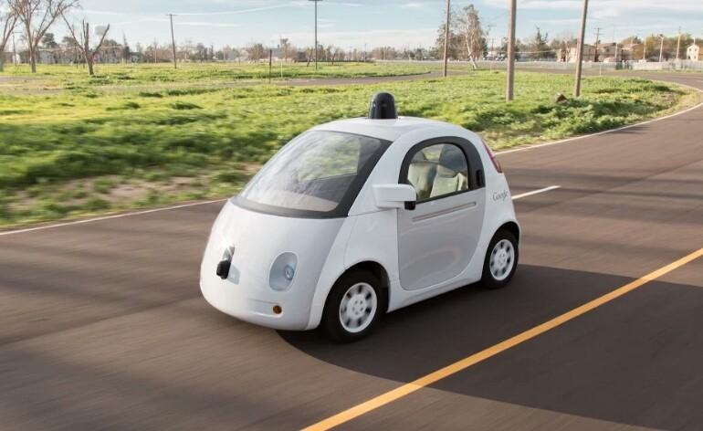 Google carro sem condutor