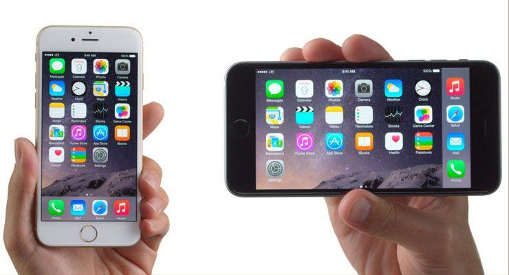 Apple iPhone Glitch
