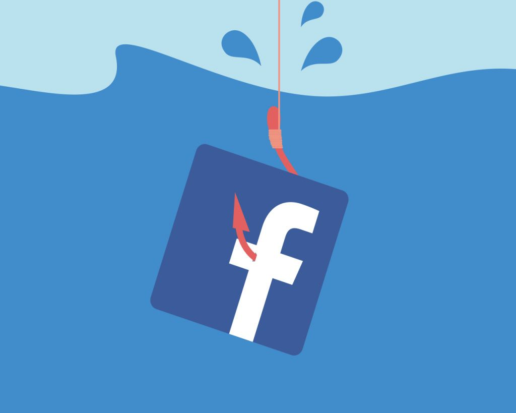 Facebook: ataques de phishing