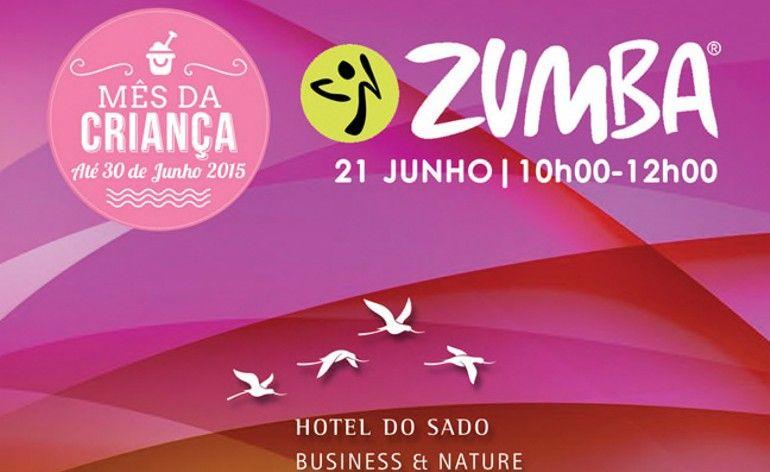 Hotel do Sado Zumba Solidária