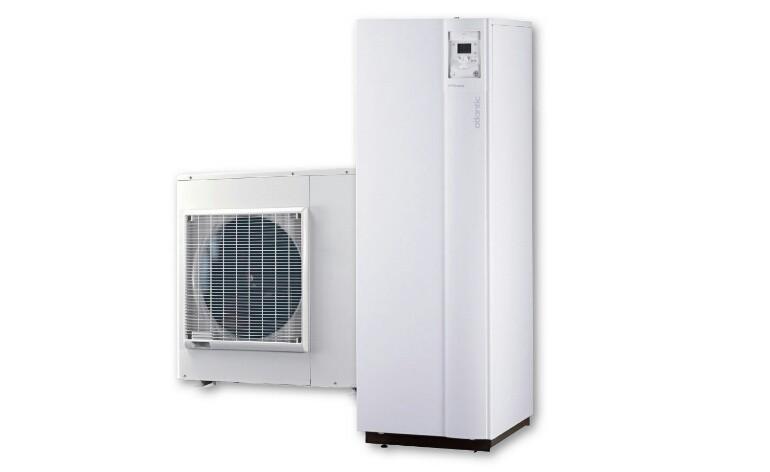 Soluções aerotérmicas batem caldeiras tradicionais