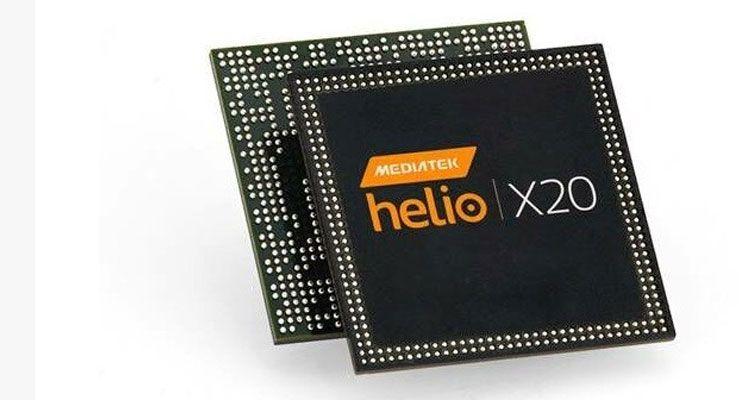 MediaTek Helio X20 10 núcleos