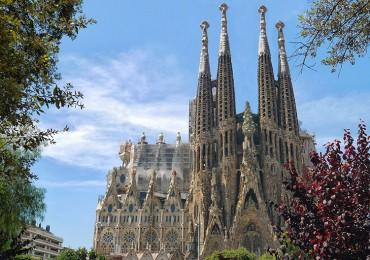 Sagrada Família, Barcelona, Espanha