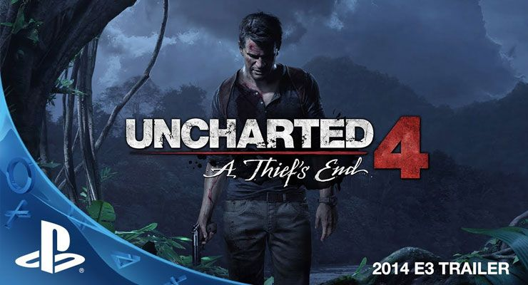 Uncharted 4 Sony E3