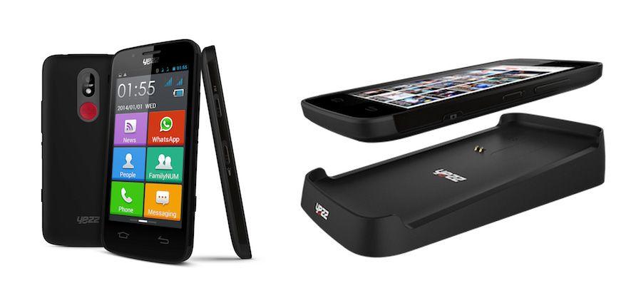 Sénior Phone AZ4.5