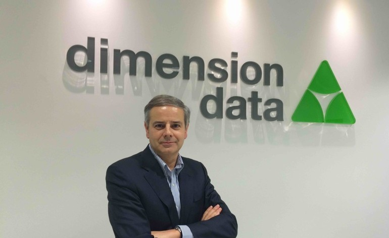 Pedro Morão - Dimension Data Portugal