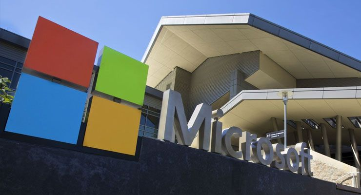 Microsoft 7800 despedimentos