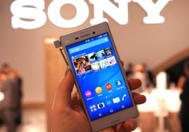 """Sony """"vanilla"""" Android"""