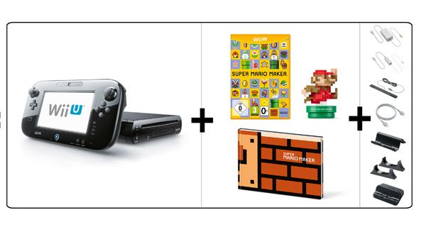 Super Mario Maker Bundle