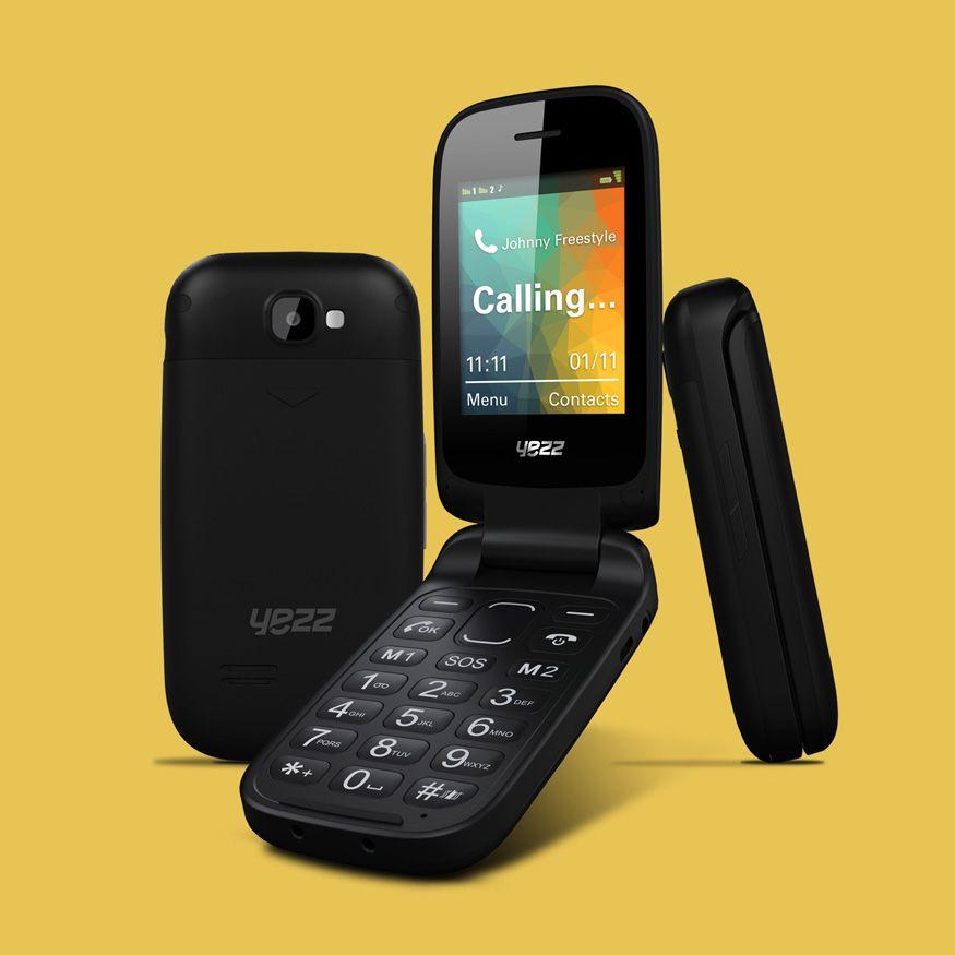 Senior Phone Z50