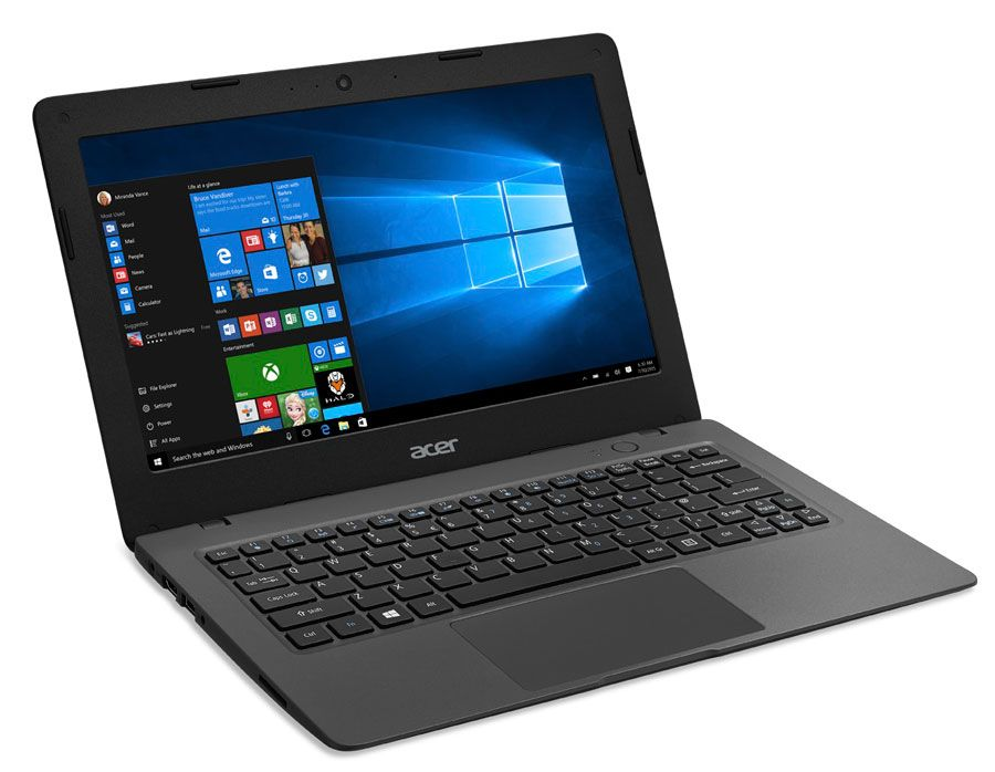 Aspire One Cloudbook Series Windows 10