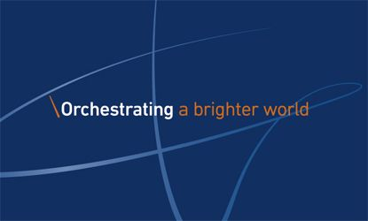 Orchestrating a brighter world