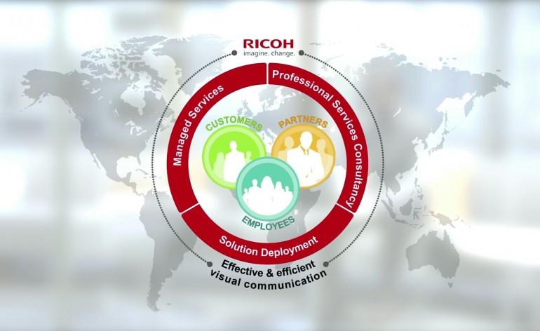 Ricoh Visual Communications solutions