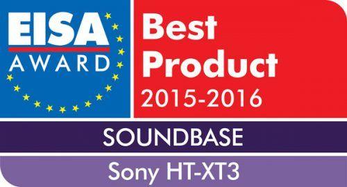 Sony HT XT3 Eisa 2015