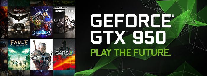 GpU GeForce GTX 950