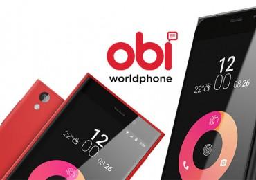 Obi Worldphone Android smartphone