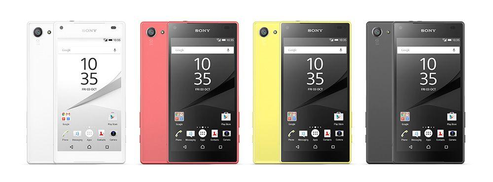Sony.-Xperia_Z5_Compact_Colour_Range