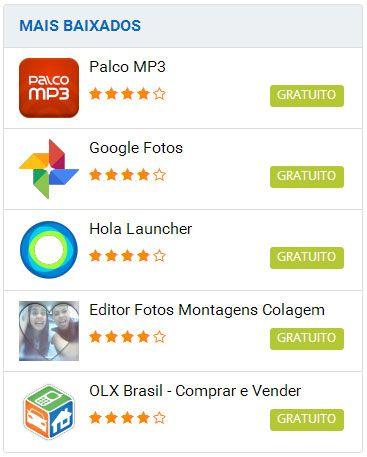 android-lista_mais-baixados