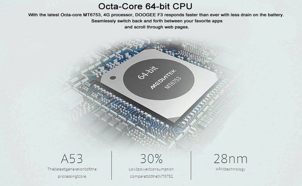 doogee-f3_processador