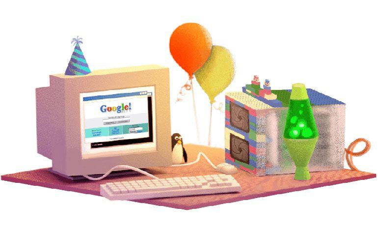 Google faz 17 anos