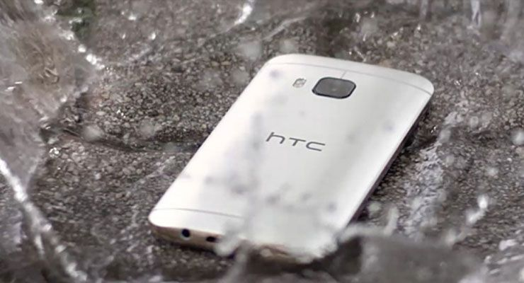 HTC A9 Aero Android 6.0 Marshmallow