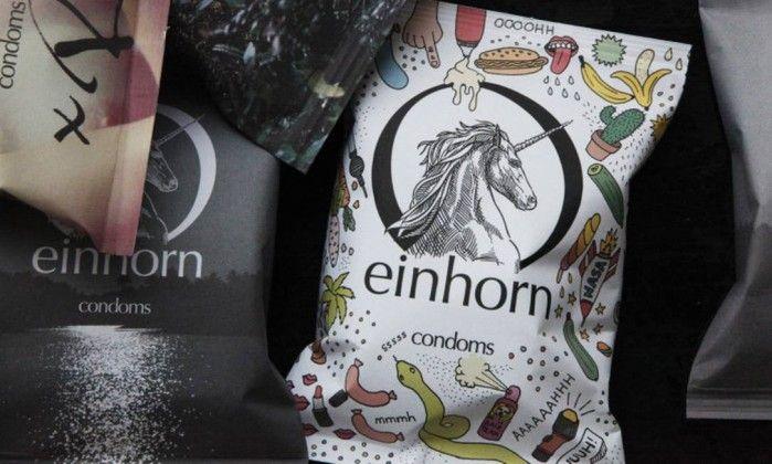 Einhorn promete 21 orgasmos com sete preservativos