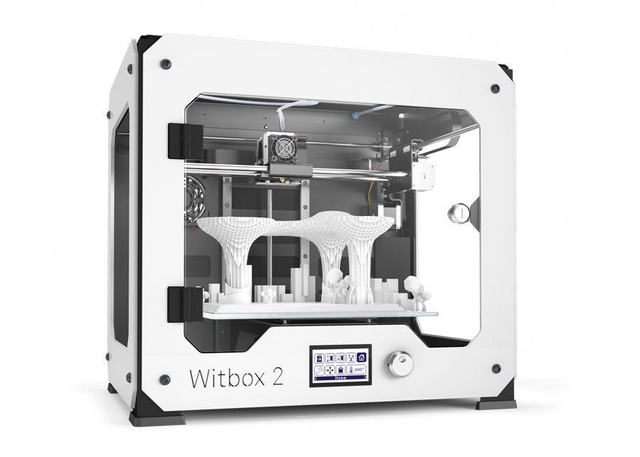 impressora 3D Witbox2