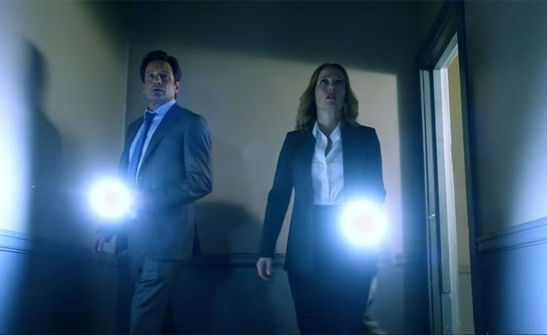 X- Files – The truth is still out there