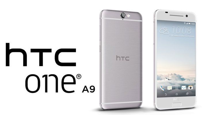 HTC One A9 Android Marshmallow