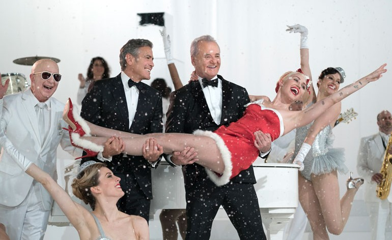 A Very Murray Christmas, com Bill Murray