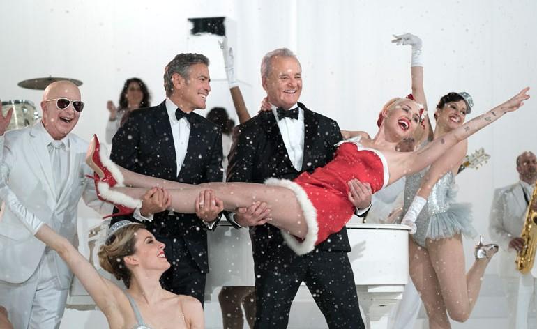 A Very Murray Christmas, com Bill Murray