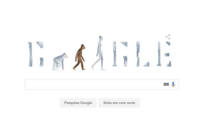 Google comemora o 41º aniversário de Lucy com Doodle animado