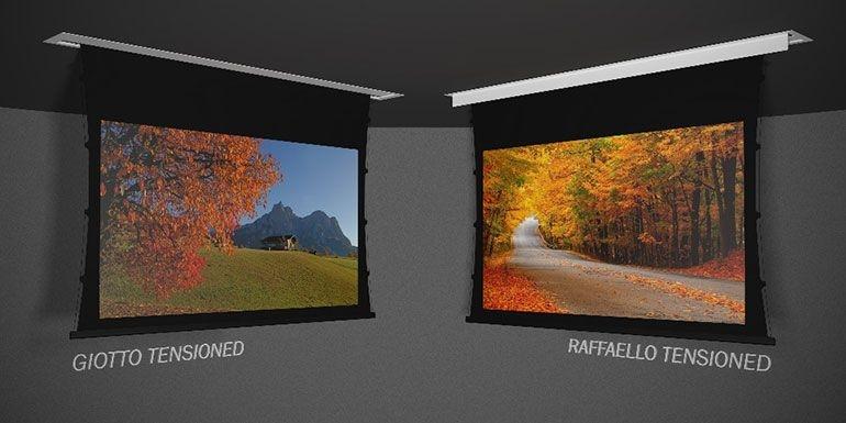 Screenint lança novos ecrãs tensionados de encastrar no teto