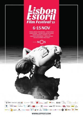Poster oficial Lisbon & Estoril Film Festival 2015