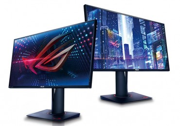 ASUS Republic of Gamers apresenta 2 novos monitores com painéis IPS de 27 polegadas