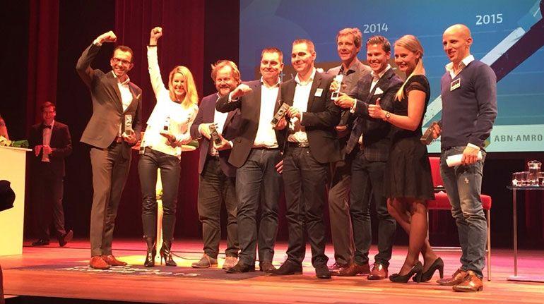 CTOUCH Europa B.V. conquista Theme-Award para internacionalização nos FD Gazellen Awards