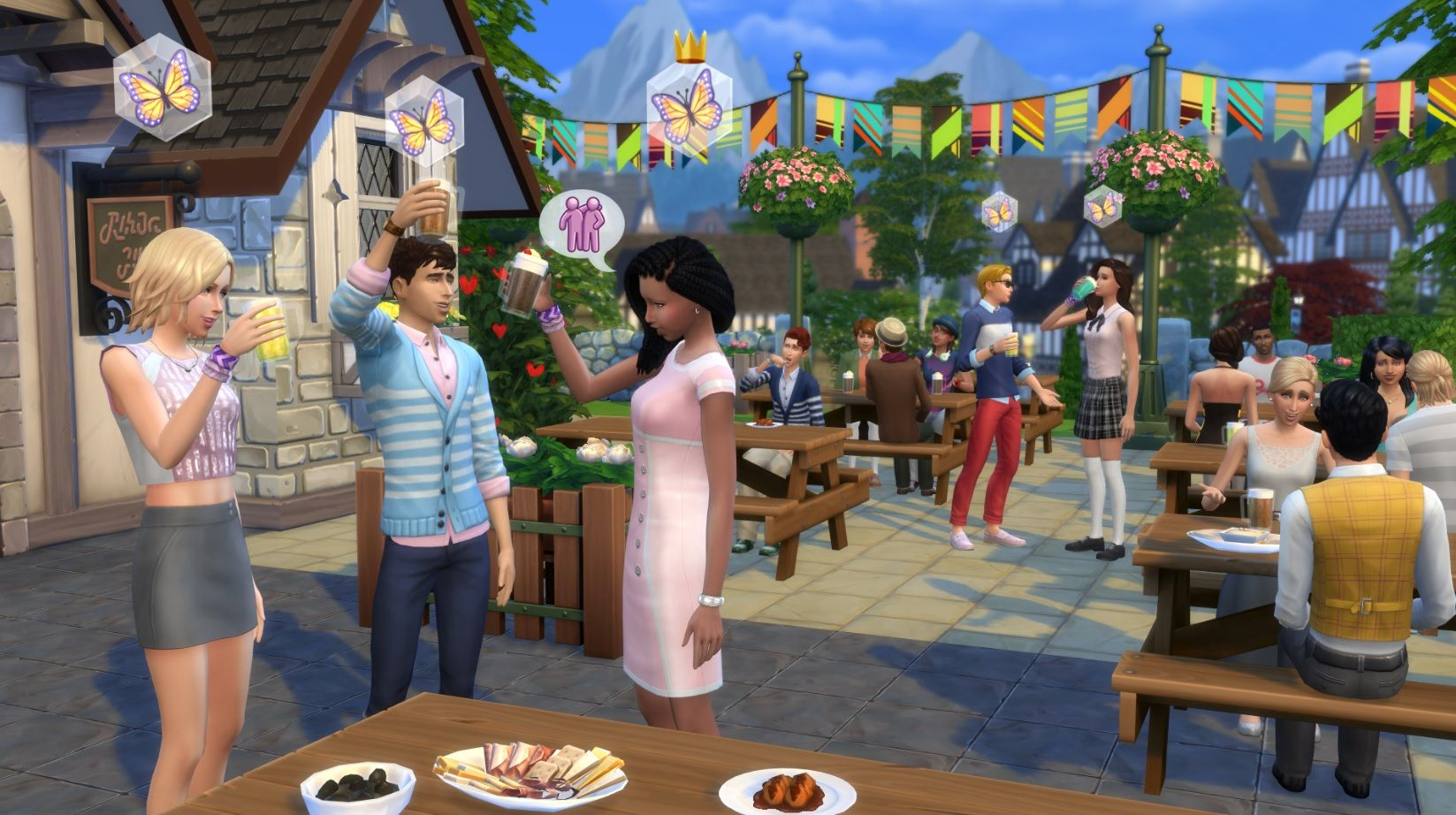 The Sims Get Together 2