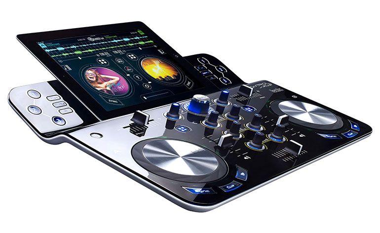 mesa de mistura Hercules DJ ControlWave M3