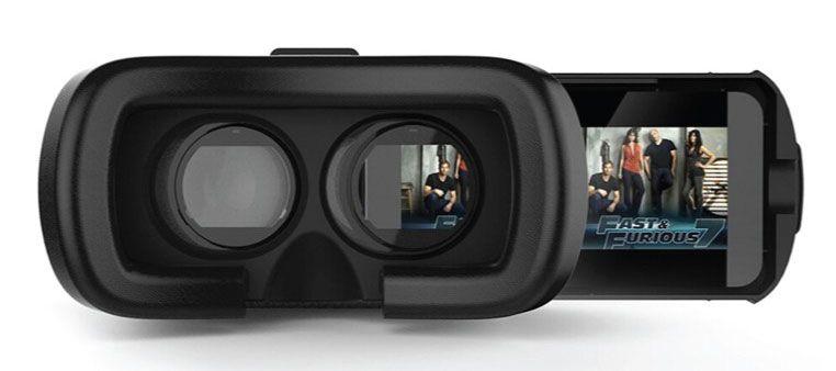 óculos de realidade virtual 3D VR Glasses