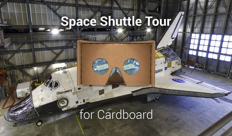 space shuttle virtual tour - photo #24