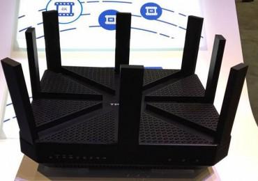 TP-LINK lança o primeiro router 802.11ad do mundo