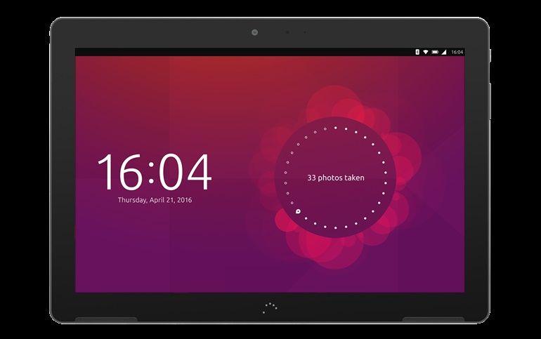Aquaris M10 Ubuntu Edition_frontal