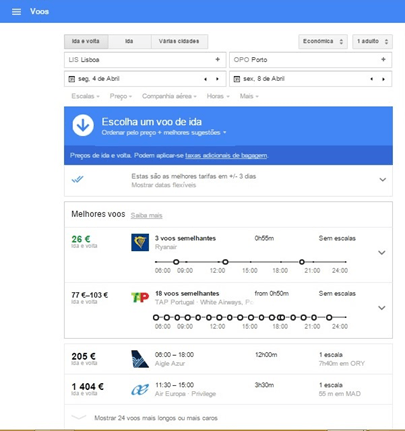 Google Flights 05